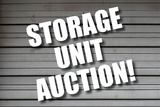 STORAGE UNIT AUCTION