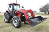CASE IH TRACTORS, CHEVY SILVERADO, FARM MACHINERY AND TOOLS