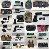 New Knives, Oakley Sunglasses, Range Bags, Gun Cases, Tactical Gear & More