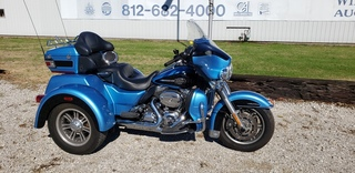 HARLEY DAVIDSON TRI-GLIDE, BEER COLLECTIBLES, AND TOOL AUCTION
