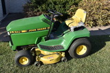 JOHN DEERE RIDING LAWNMOWER, JOHN DEERE SNOW BLOWER, LAWN AND GARDEN, HOUSEHOLD AND MORE!!!