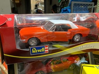 Toys and Auto Collectibles