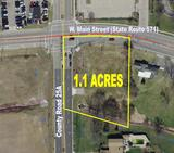 1.1 ACRE - CORNER COMMERCIAL LOT