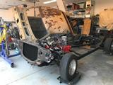 Online Only Auction of 1970-1972 Chevelle Project Car
