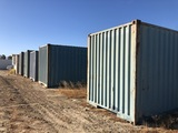 Storage Containers & Large Quantity Bicycles