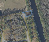 .23± Acre River Lot in Black Water Cove in Conway, SC