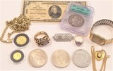 Holiday Coins, Jewelry & Collectibles Auction