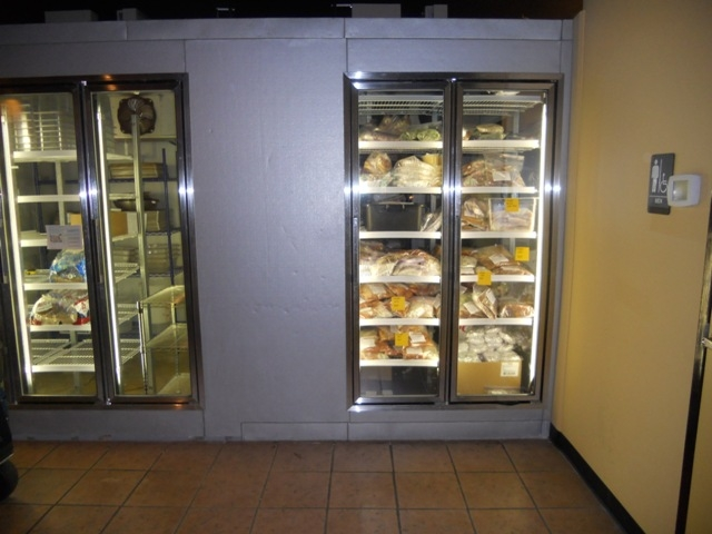 Walk in cooler auction