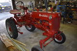 FARMALL CUB TRACTOR, VINTAGE TOOLS, FARMALL TRACTOR, AND WOODWORKING!