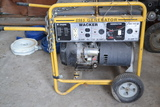 Construction Trailers, Tools, Generators,