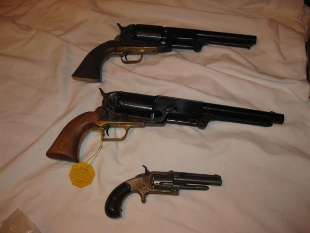FIREARMS AUCTION - Weade Realtors