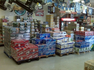 FULLY EQUIPPED BEER/BEVERAGE DISTRIBUTOR