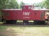 High top Caboose: High Top Caboose: Totally Restored to original condition: (Section of track comes with purchase):  Sold off site in Landrum, SC, 30 days to remove, Highest Bidder is responsible for all removal costs: such as Crane, Riggings, and Transportation Lot 406
