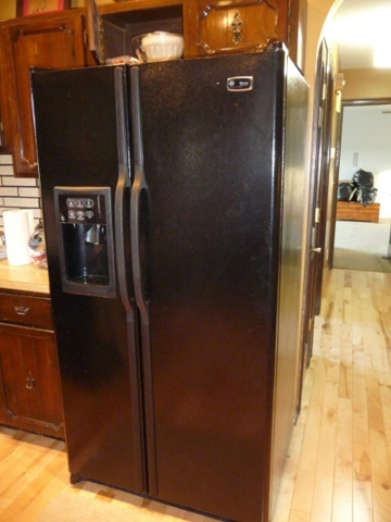 Ge eterna series refrigerator image refrigerator nabateans huge estate auction tools antiques furniture hunting fishing publicscrutiny Gallery
