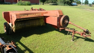 New Holland 268 Baler Adjustments http://www.beyerauction.com/Estate-Auction-a164216.php