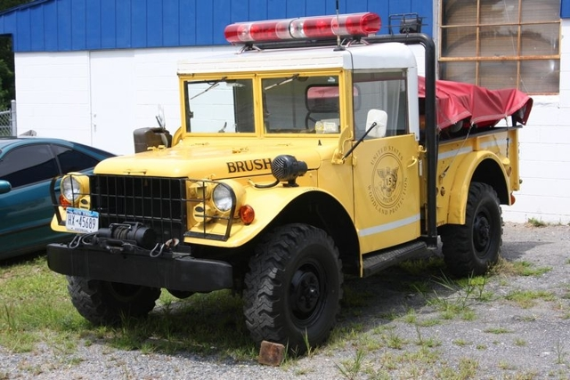 1952 Dodge M37 Military/Brush Truck Images - Frompo