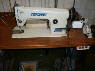 Consign Top Stitcher
