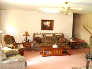 Living Area: