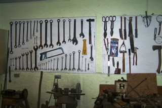 Lots of Hand Tools: