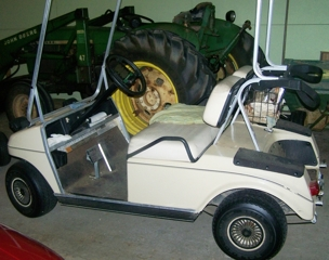 Club Car Golf Cart: