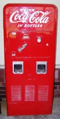 Coke Machine: