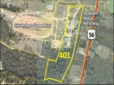 Property 401 - Industrial/Commercial Property in Swainsboro, GA