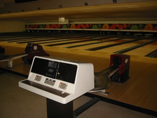 Lanes, Equipment, and All.