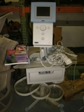 USED 2007 DERMAWAVE ULTRASOUND/ELECTROTHERPY SYSTEM INCLUDED MANUALS