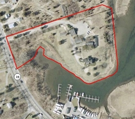 4.5 ACRE PRIVATE PENINSULA - AUCTION POSTPONED