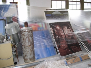 ARTWORK, BRONZE STATUES & LARGE FORMAT PRINTERS