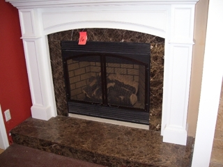 STOVES , FIREPLACES & ACCESSORIES
