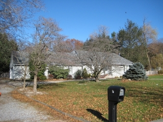 SINGLE FAMILY HOME ON ONE ACRE