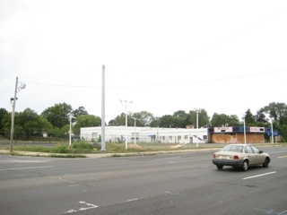 PRIME RETAIL REDEVELOPMENT SITE - FORMER CAR DEALERSHIP