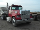 1997 Ford LTL 9000 Semi Auction
