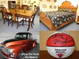 AUCTION -  McKinley Williams Estate items