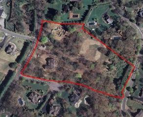LUXURY SUBDIVISION: 4 LOTS/HOMES