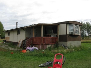 Mobile Home and 3 Parcels of Land: