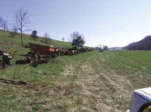 Rural King Air Compressor >> Farm Equipment & Personal Property - Stanley King Land Auction