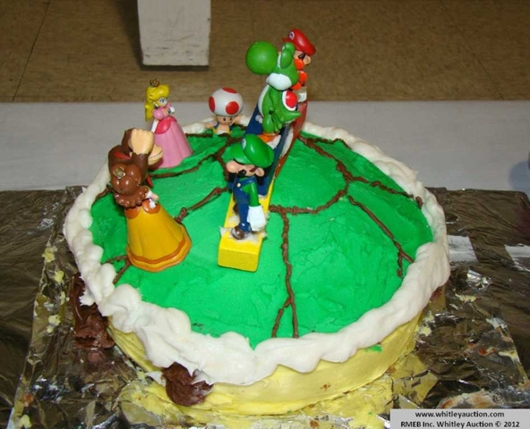 Dad And Lad Cake Bake Ideas