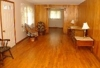 LARGE LIVING ROOM/DINING AREA: