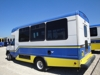 2005 E450 PARATRANSIT FORD VAN 22FT. W/ 6.0 DSL ENG., REAR HANDICAP LOADING RAMP: