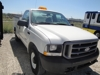 2004 F250 SUPERDUTY W/ UTILITY BOX, 6.0 DSL ENG., NEEDS HEAD GASKET: