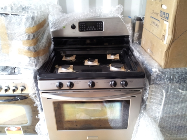 Brand New High End Appliances American Auctions