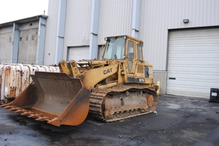 973 Caterpiller Crawler Loader: