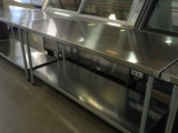 6' Stainless Steel Tables