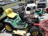 JOHN DEERE 332 MOWER – FOR PARTS: