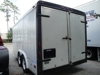 1999 PACE ENCLOSED TRAILER: