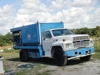 1994 FORD F600 V.8 429 ENG., 5 SPEED TRANS , W/ PUMP & STAINLESS STEEL TANK, 6 CYCL 300 IND PONY MOTOR: