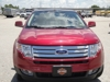 "2009 FORD EDGE LTD V.8 A/T, A/C, LOADED, 20"" TIRES W/ SPECIAL WHEELS, 6 CD CHANGER W/ MP3  PLAYER, PANORAMIC SUNROOF, BACKUP ALARM, CAMEL COLOR INTERIOR LEATHER, ALL WINDOWS TINTED & KEYLESS ENTRY, 19000 MILES:"