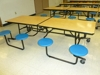 CAFETERIA TABLES: